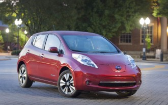 Nissan Leaf Recalled For Electric-Motor Problem