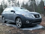 2014 Nissan Pathfinder Hybrid: Gas Mileage Test Disappointing