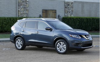 2014 Nissan Rogue Named A Top Safety Pick Plus—But Not Rogue Select