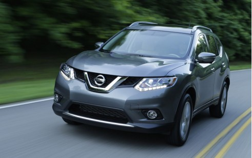 2014 Nissan Rogue Vs Ford Escape Honda Cr V Hyundai