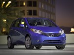 2014 Nissan Versa Note Tops Subcompact Gas Mileage; Clever Aero, Light Weight