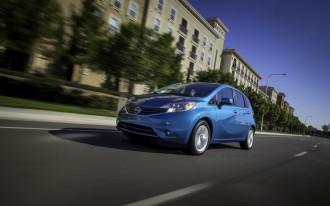 2014 Nissan Versa Note: First Drive