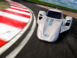 2014 Nissan ZEOD RC Le Mans Garage 56 electric race car