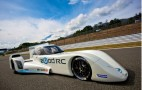 Watch Nissan's ZEOD RC Le Mans Car At Its Track Debut: Video