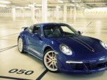 2013 Porsche 911 Carrera 4S 'built' by 5 million Facebook fans