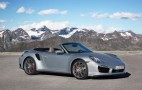 Porsche 911 Turbo Cabrio Priced, Vettel Dominates F1: What's New @ Motor Authority