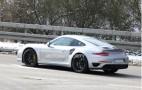 2014 Porsche 911 Turbo spied completely undisguised