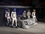 2014 Porsche 919 hybrid Le Mans prototype race car launch