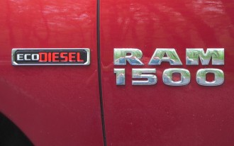 Ram recalls more than 100,000 diesel pickups for fire risk