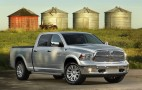 2014 Ram 1500 EcoDiesel Pickup Fuel Economy: 23 MPG Combined