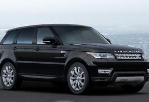 2014 Range Rover Sport configurator build