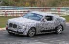 2014 Rolls-Royce Ghost Coupe Spy Shots