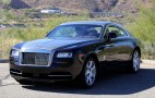 2014 Rolls-Royce Wraith first drive review