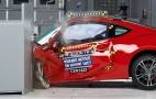 Subaru BRZ, Scion FR-S Earn IIHS Top Safety Pick Rating