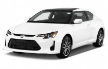 2014 Scion tC 2-door HB Auto (Natl) Angular Front Exterior View