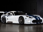 2014 SRT Viper GT3-R race car