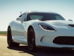 2014 SRT Viper in SRT's first-ever television spot
