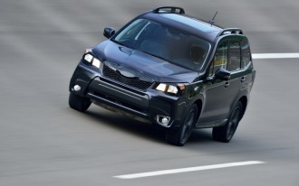 2014 Subaru Forester: Preview Drive