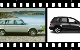 Reincarnation: Is The Subaru Forester The Modern-Day Volvo 240 Wagon?