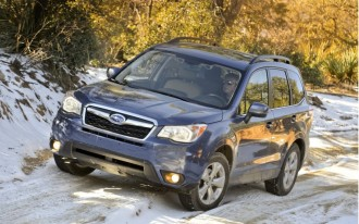 2014 Subaru Forester: Six Reasons It's Among The Safest Crossovers