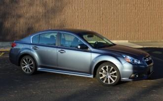 2014 Subaru Legacy 2.5i Sport: Driven