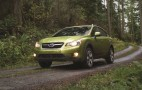 2014 Subaru XV Crosstrek Hybrid: New York Auto Show Preview