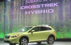 Subaru Swamped By Demand For XV Crosstrek In U.S., Hybrids In Japan