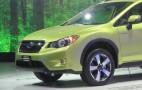 2014 Subaru XV Crosstrek Hybrid: Video Review