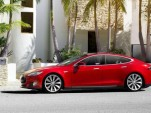 Tesla Model S Adds 'Speed Assist,' Lane-Departure Warning