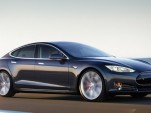2014 Tesla Model S 'P85D' all-wheel-drive model