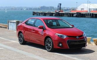 2014 Toyota Corolla: First Drive