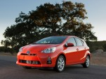 Cheap & Thrifty: Toyota Prius C Vs Mitsubishi Mirage Compared