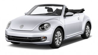 2014 Volkswagen Beetle Convertible 2-door Auto 2.5L *Ltd Avail* Angular Front Exterior View