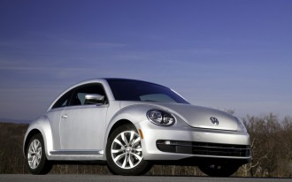 Volkswagen Suspends Sales Of Beetle, Beetle Convertible, Jetta, Passat
