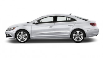 2014 Volkswagen CC 4-door Sedan DSG Sport *Ltd Avail* Side Exterior View