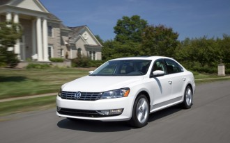 2012-2014 Volkswagen Passat diesels recalled: 84,000 U.S. vehicles affected