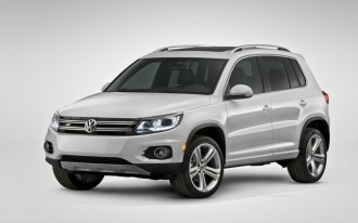 2009-2014 Volkswagen Tiguan Recalled To Fix Stalling Problem