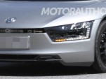 2014 Volkswagen XL1 spy shots - Image courtesy of Motor Authority