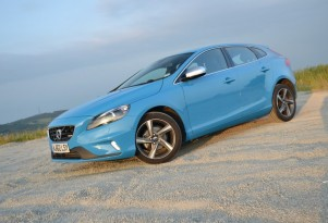 Volvo V40 Diesel: Quick Drive Of Europe-Only Audi A3 TDI Rival