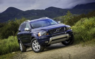 2014 Volvo XC90: After All These Years, Still A Top Safety Achiever