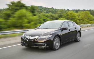 2015 Acura TLX Video Road Test