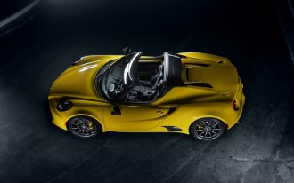 2015 Alfa Romeo 4C Spider: Top Sports-Car Pick Goes Topless