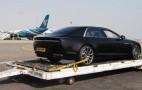 2015 Aston Martin Lagonda, 2015 Challenger Drag Pak, Bentley Azure Comeback: Car News Headlines