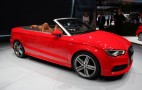 2015 Audi A3 Cabriolet Revealed, Confirmed For U.S.