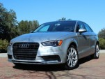 2015 Audi A3: Small Luxury Sedan With TDI Diesel Option