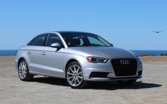 2015 Audi A3 Sedan: First Drive