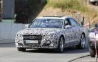 2015 Audi A8 Spy Shots