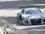 Next-gen Audi R8 LMS ultra race car spy shots