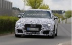 2015 Audi RS 3 Sportback Spy Video