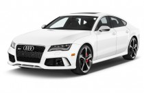 2015 Audi RS 7 4-door HB Prestige Angular Front Exterior View